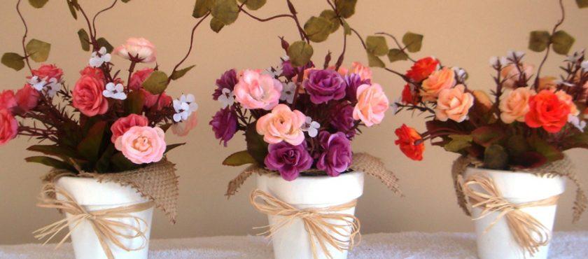 6 Passos de Sucesso de Como Fazer Arranjos de Flores Permanentes